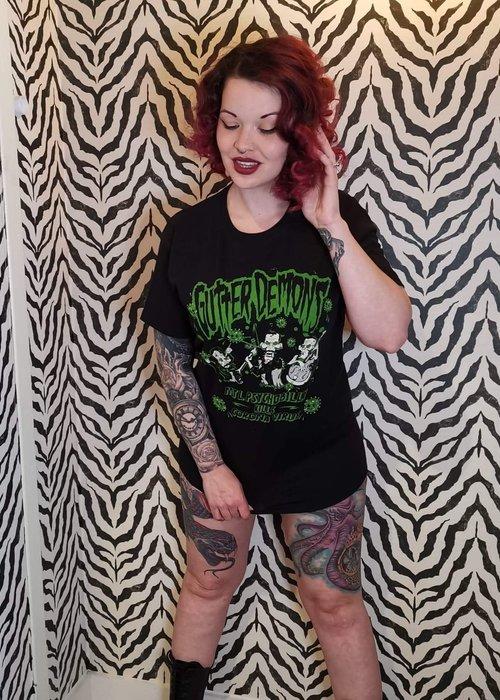 Kitsch'N Swell T-Shirt Gutter Demons