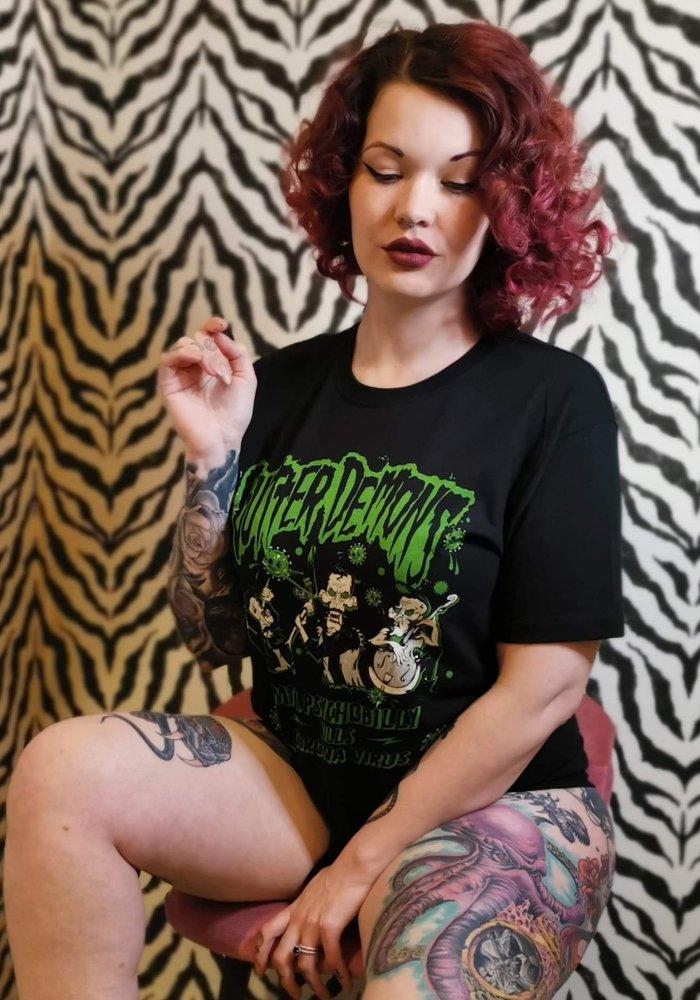 T-Shirt Gutter Demons
