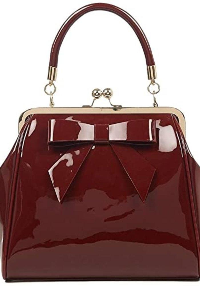 Burgundy American Vintage Bag