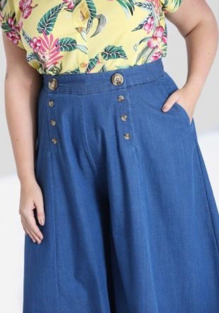 Pantalon Stark Bleu +