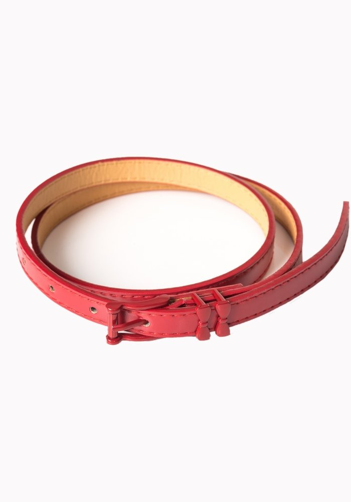 Ceinture Come Back Rouge