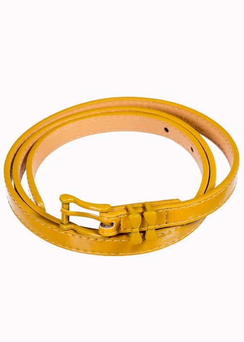 Banned Ceinture Come Back Moutard