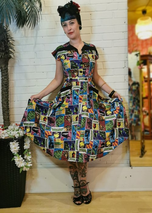 Unique Vintage Monster 2.0 Dress
