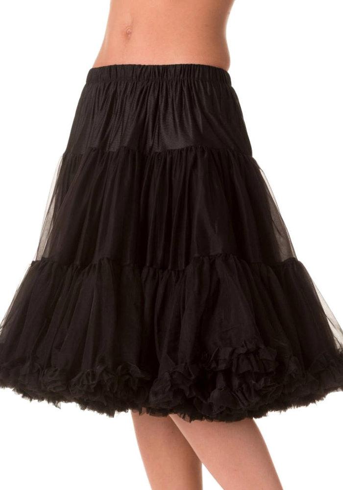 Black Starlite Petticoat