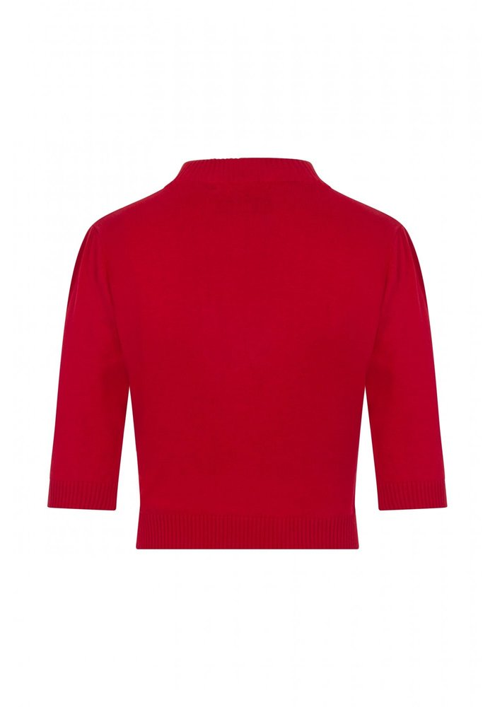 Top Shirley Jumper Red
