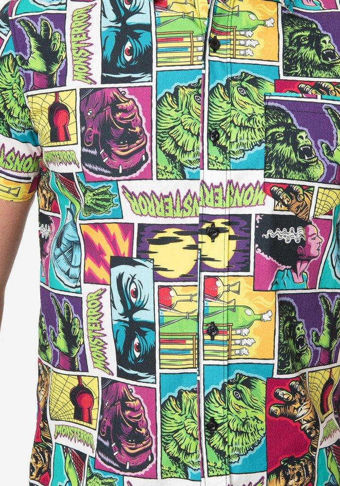 Monsterror Shirt Man