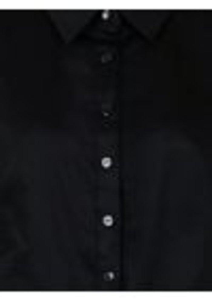 Sammy Vintage Black Blouse