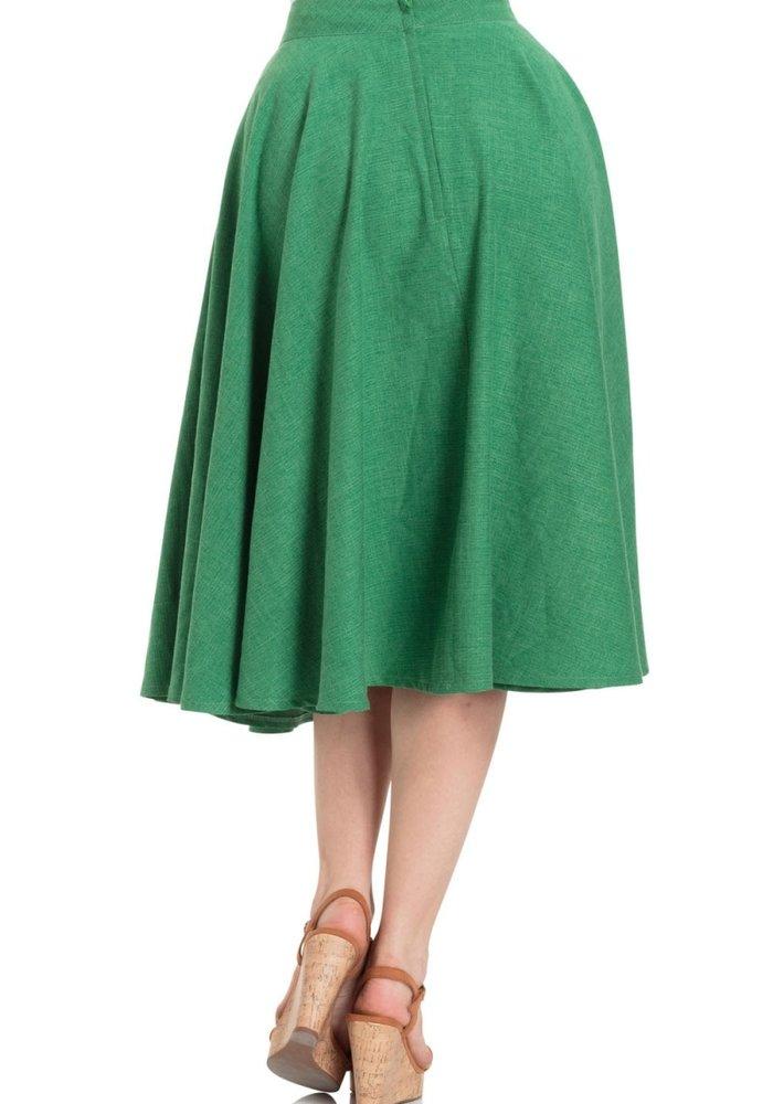 Sandy Green Skirt