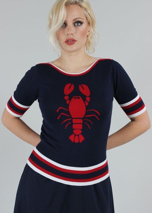 Voodoo Vixen Tricot Lobster Marine
