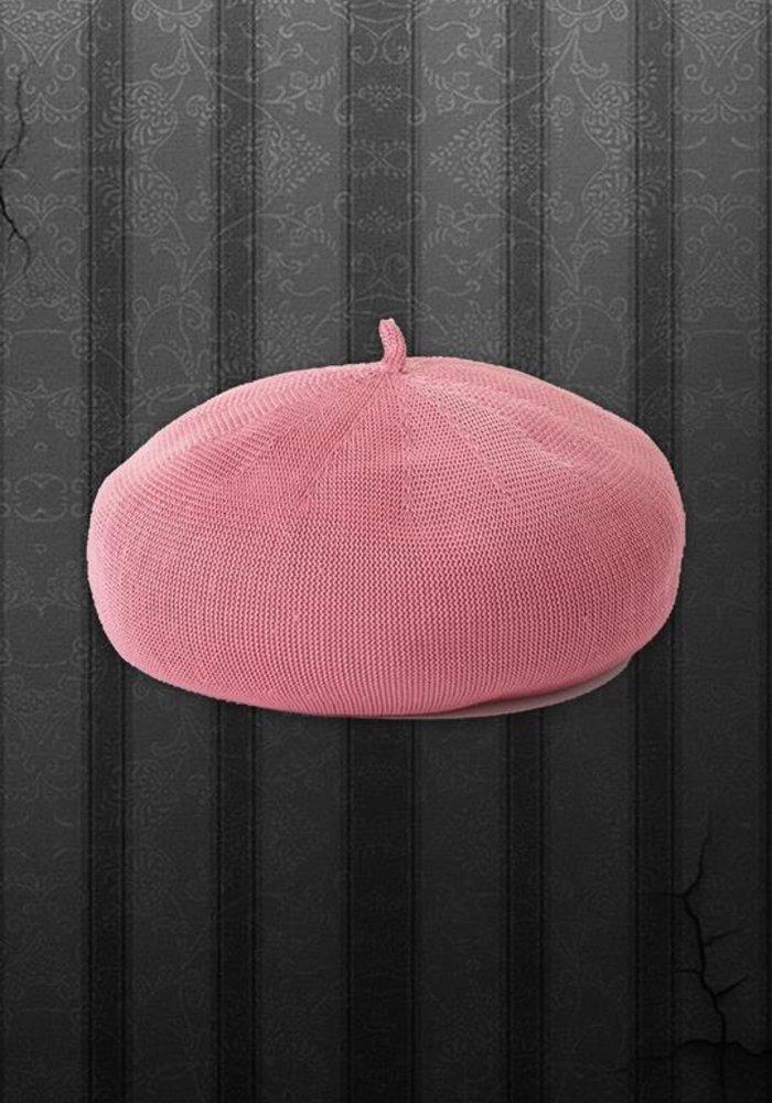 Beret Knit Pink