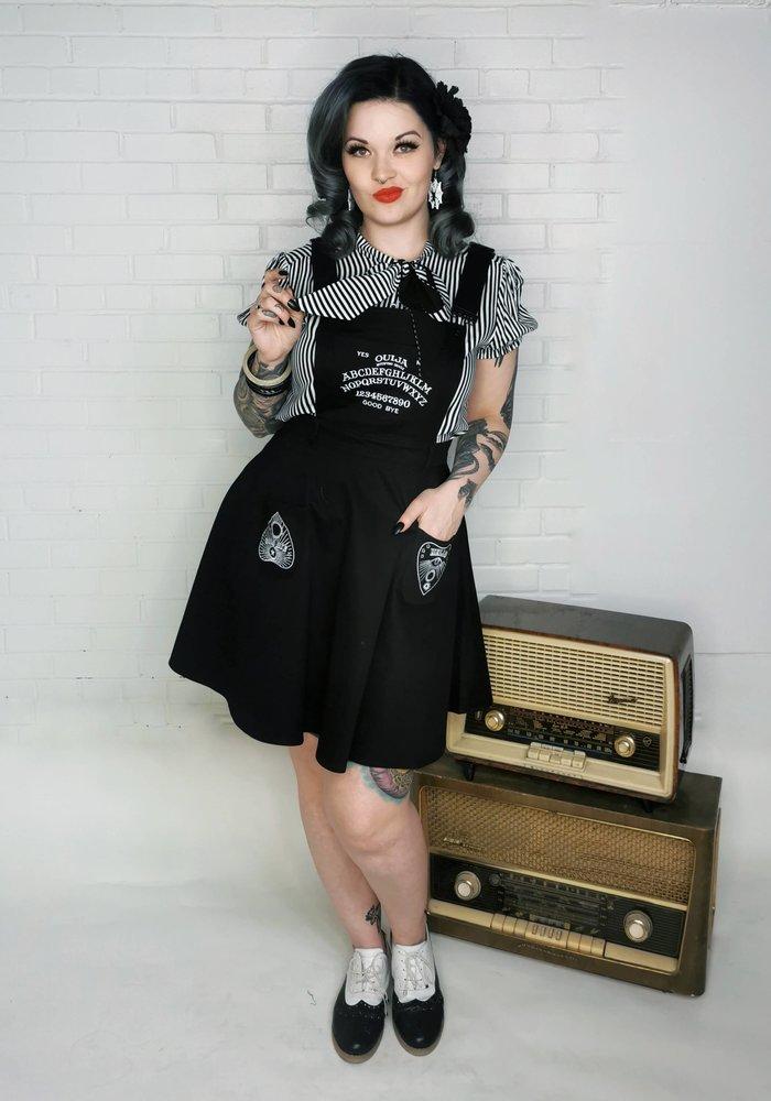 Samara Black Skirt