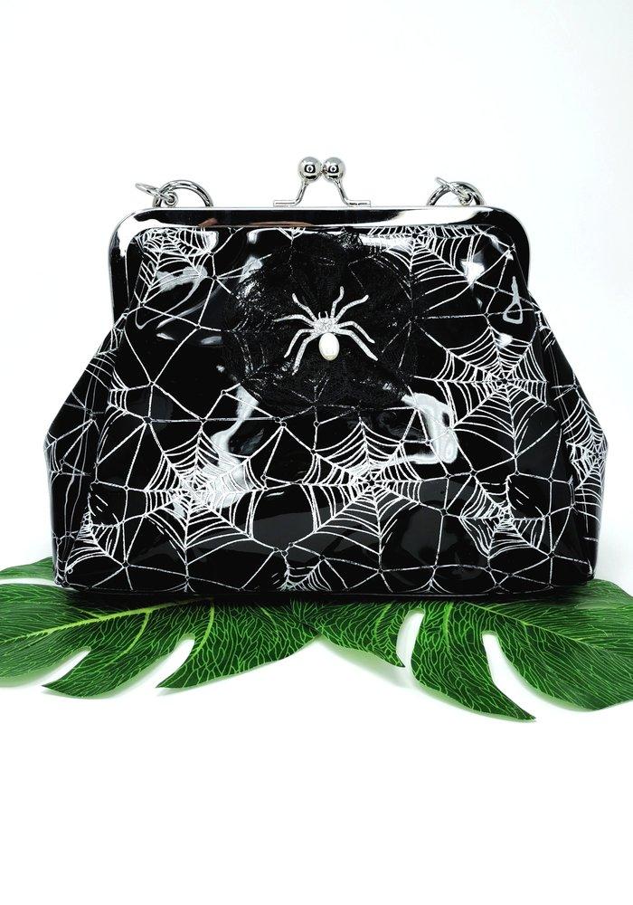 Sac Killian Spiderweb Noir