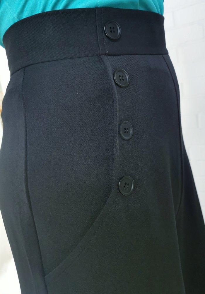 Pantalon Carlie Noir