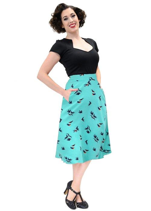 Steady Clothing Jupe Birdie Thrills