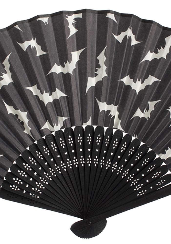 Éventail Luna Bats