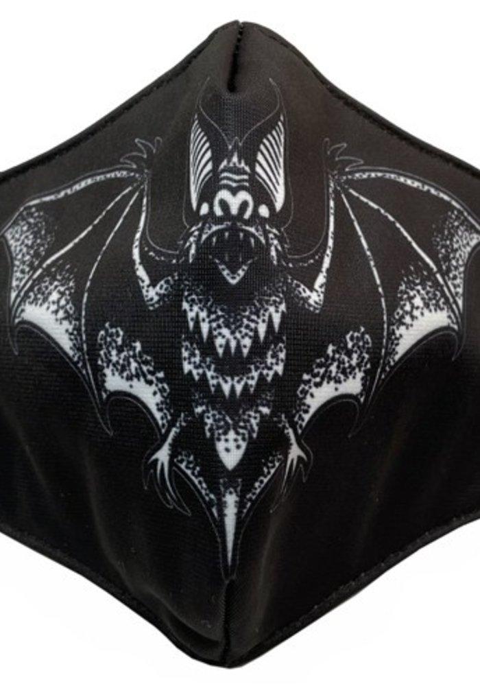 Masque Spooksville Bat