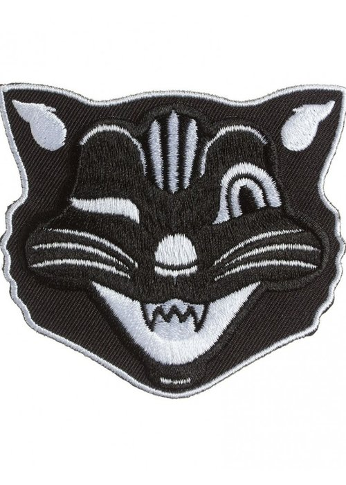 sourpuss Patch Jinx Cat