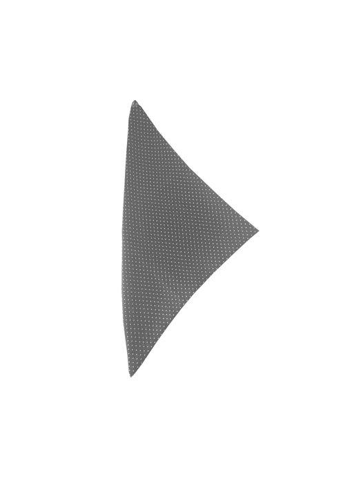 Banned Foulard Polka Dot Noir Et Blanc