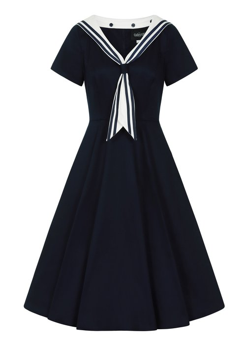 Collectif Robe Nene Sailor
