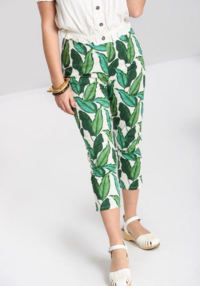Pantalon Rainforest Ivoire