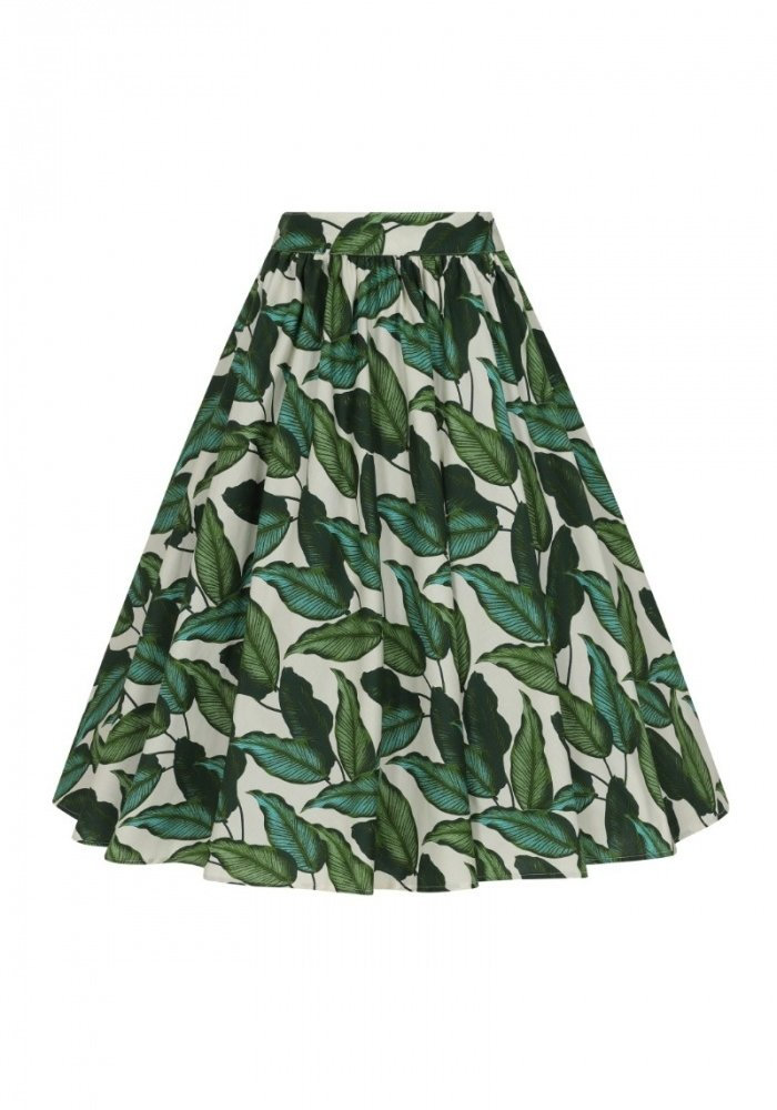 Rainforest Ivory Skirt