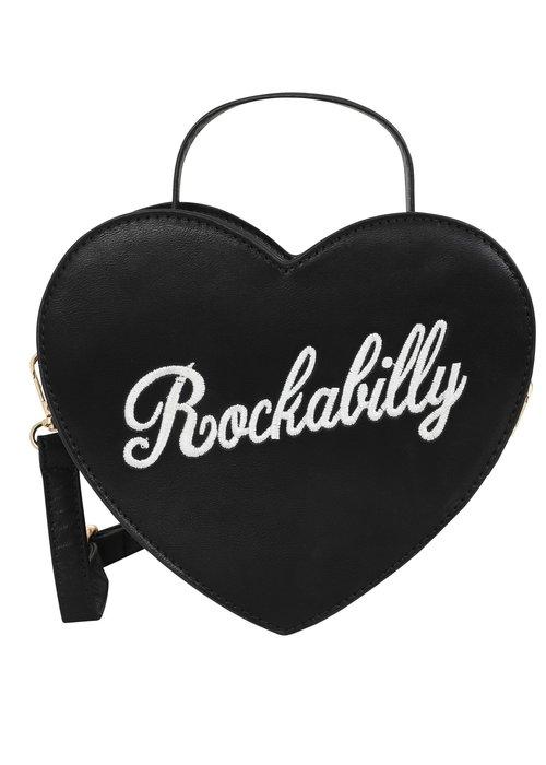 Collectif Sac Bina Rockabilly Noir
