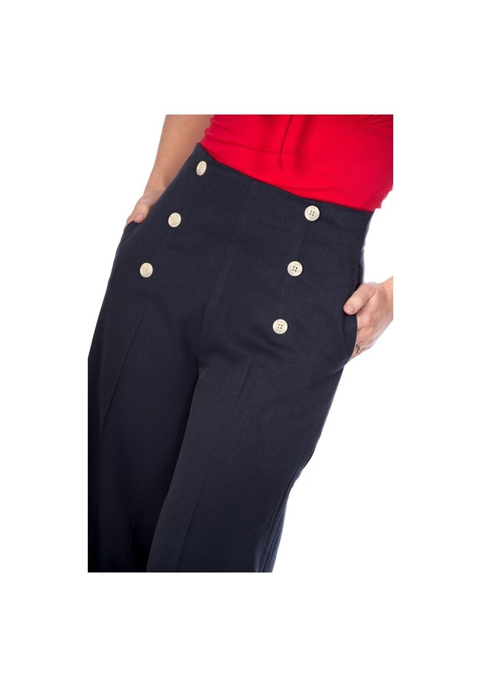 Pantalon Adventure Marine
