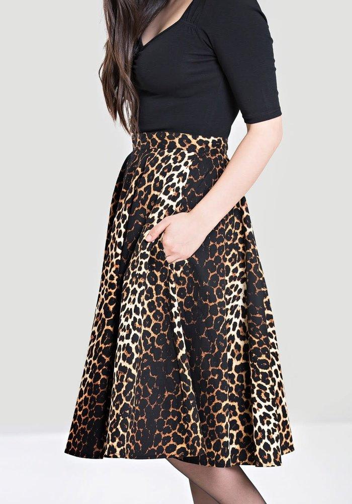 Panthera 50's Leopard Skirt