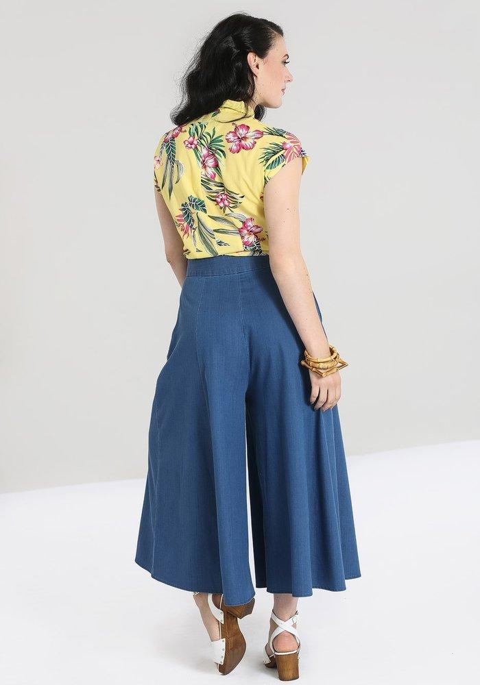 Pantalon Stark Bleu