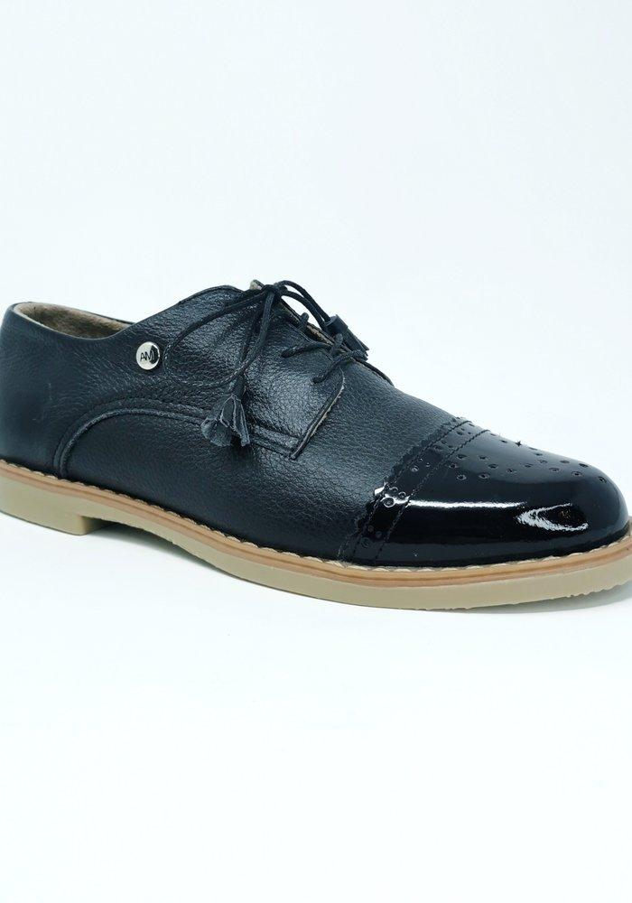 Chaussure Oxford Noir