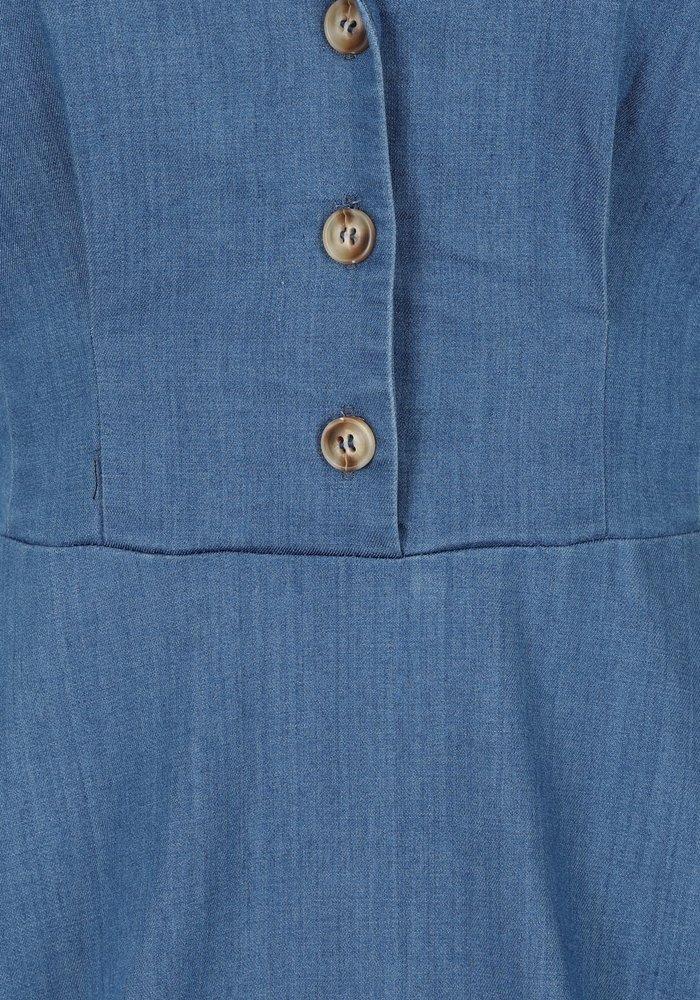 Robe Freddie Bleu