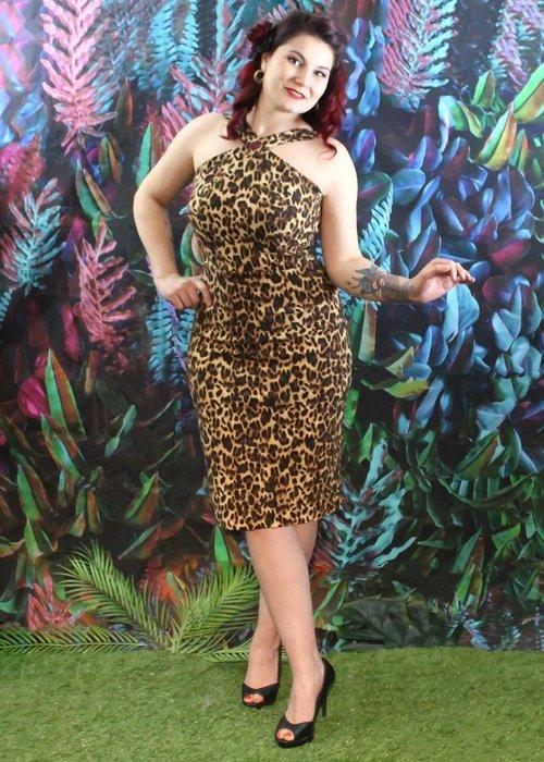 Rollie Beautyfield Amanda Dress Leopard