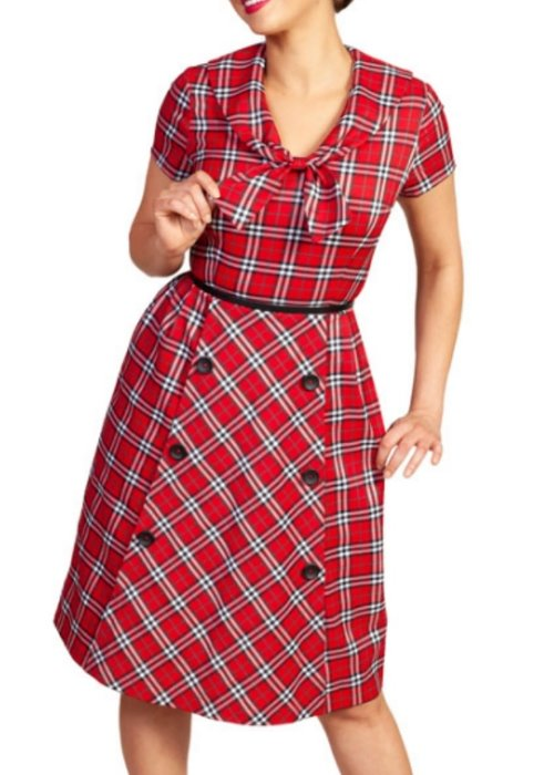 Grace And Glam Robe Lassie Rouge S