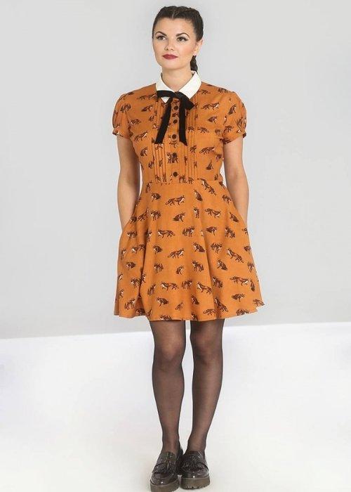 Hell Bunny Vixey Dress