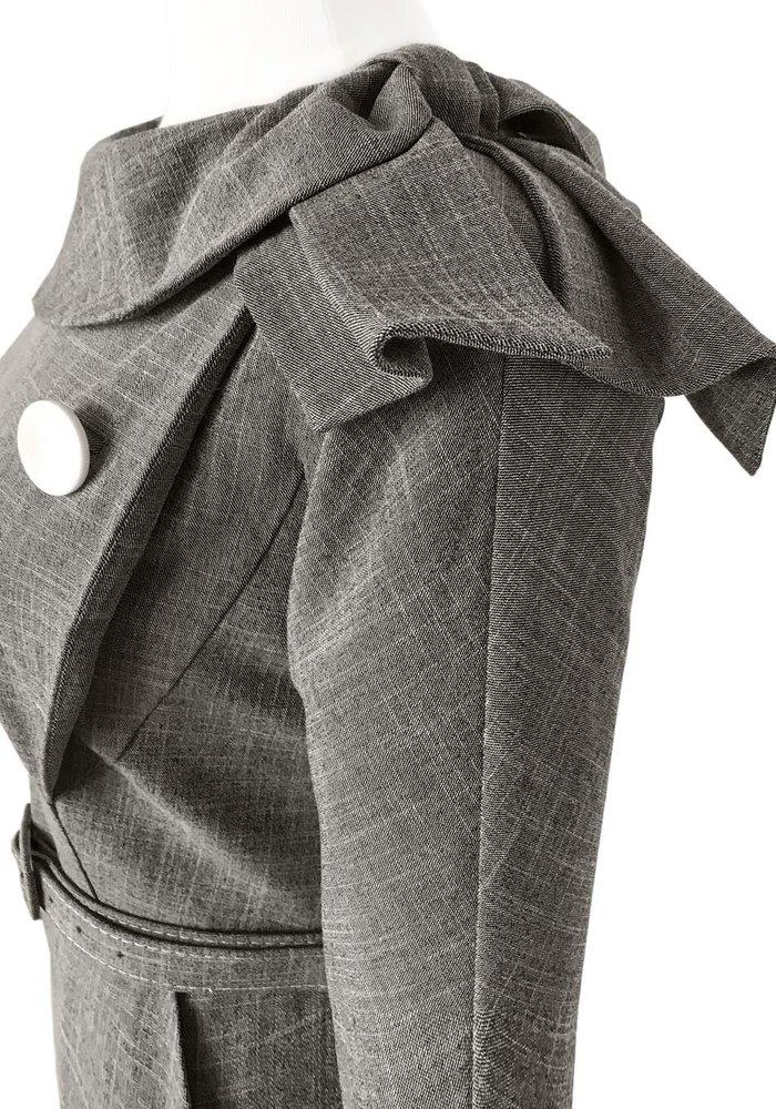 Robe Evita Grise