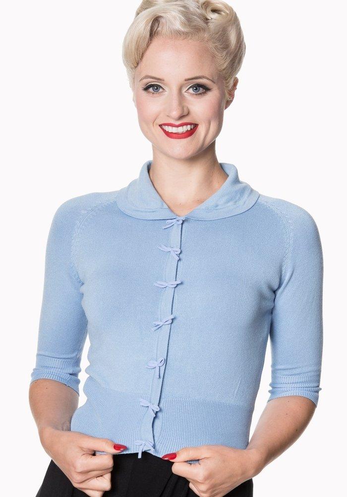 Blue April Cardigan