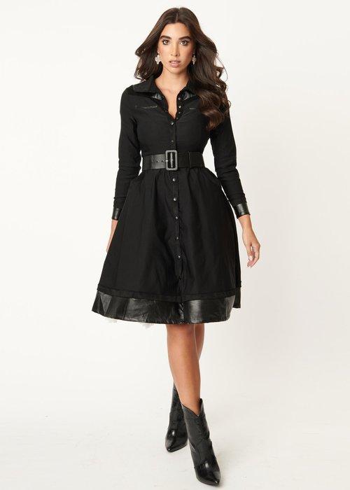 Katakomb Black Presley Dress