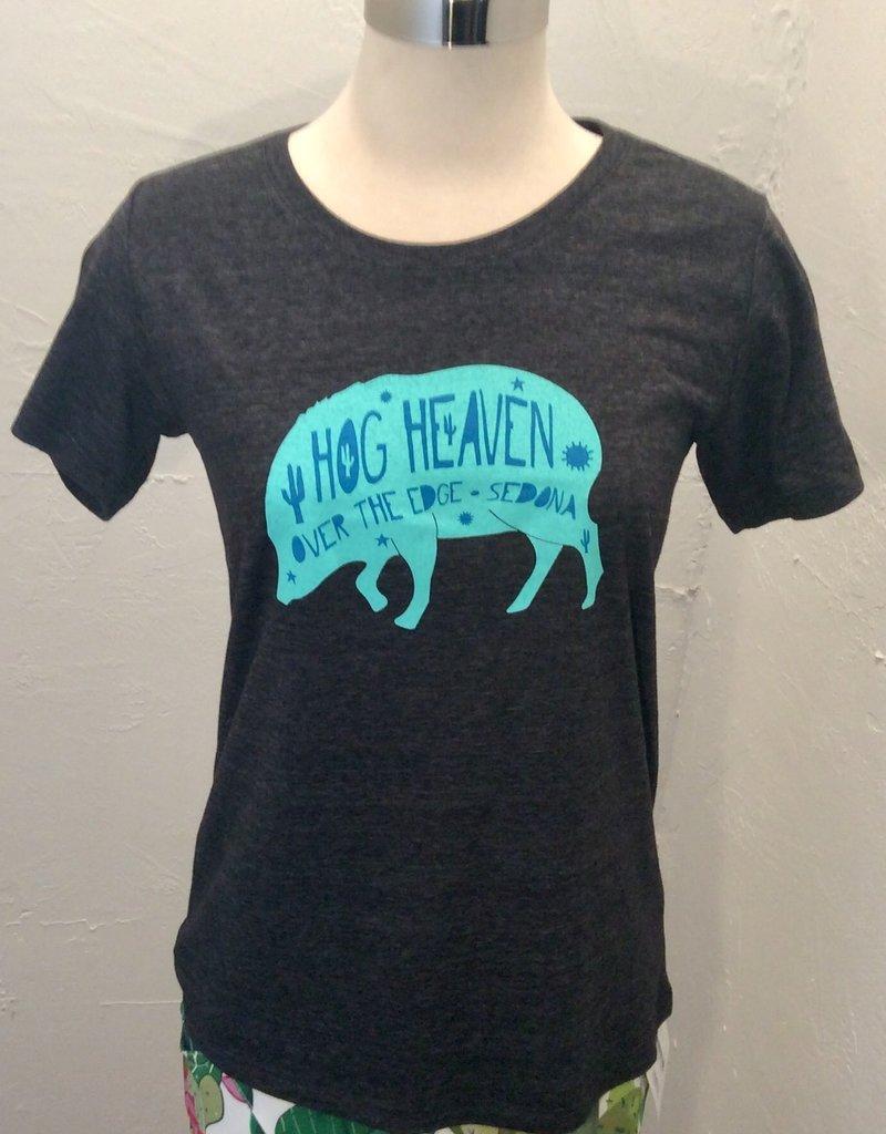 Womens Hog Heaven T Shirt