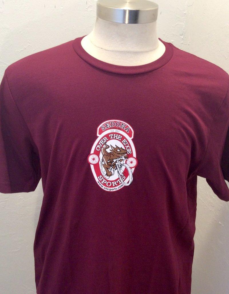 Mens Oval Logo T Shirt