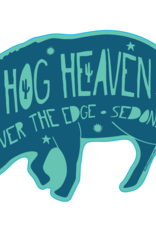 Hog Heaven Sticker