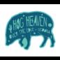Over the Edge Sedona Hog Heaven Sticker