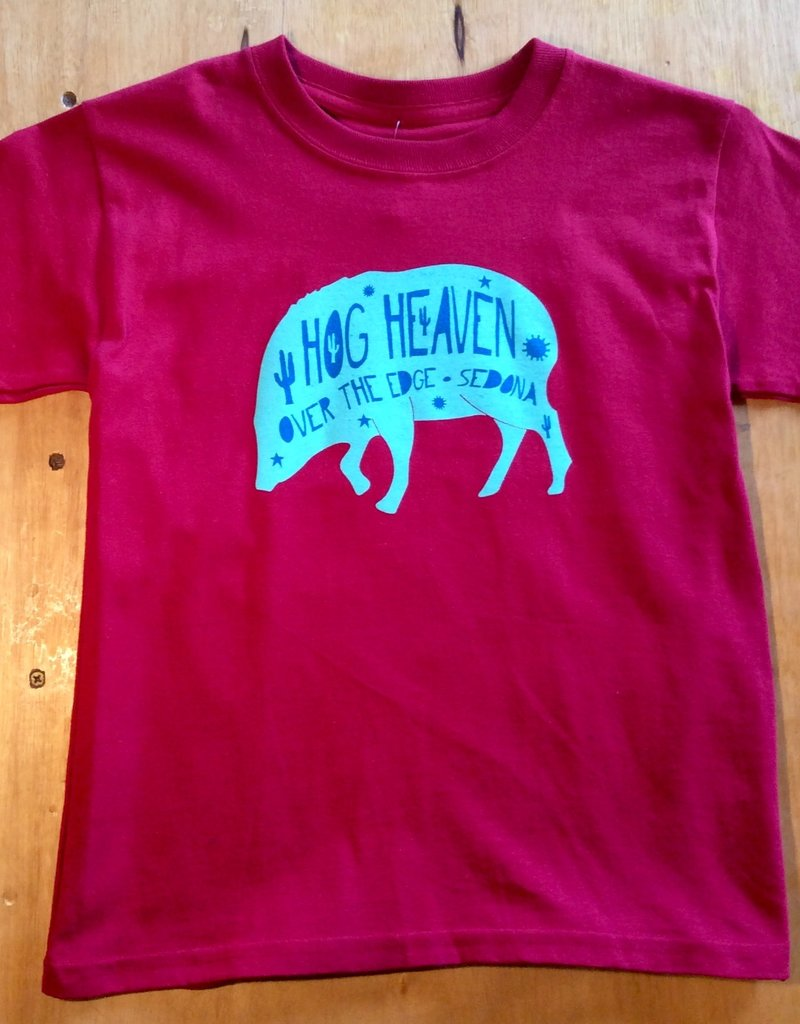 Kids Hog Heaven T Shirt