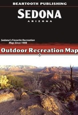 Beartooth Publishing Beartooth Publishing - Sedona Overview - Map