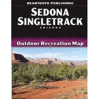 Beartooth Publishing Beartooth Publishing - Sedona Singletrack - Map