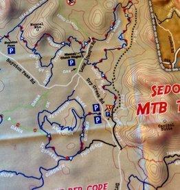 Manky - Sedona - 2019 Map