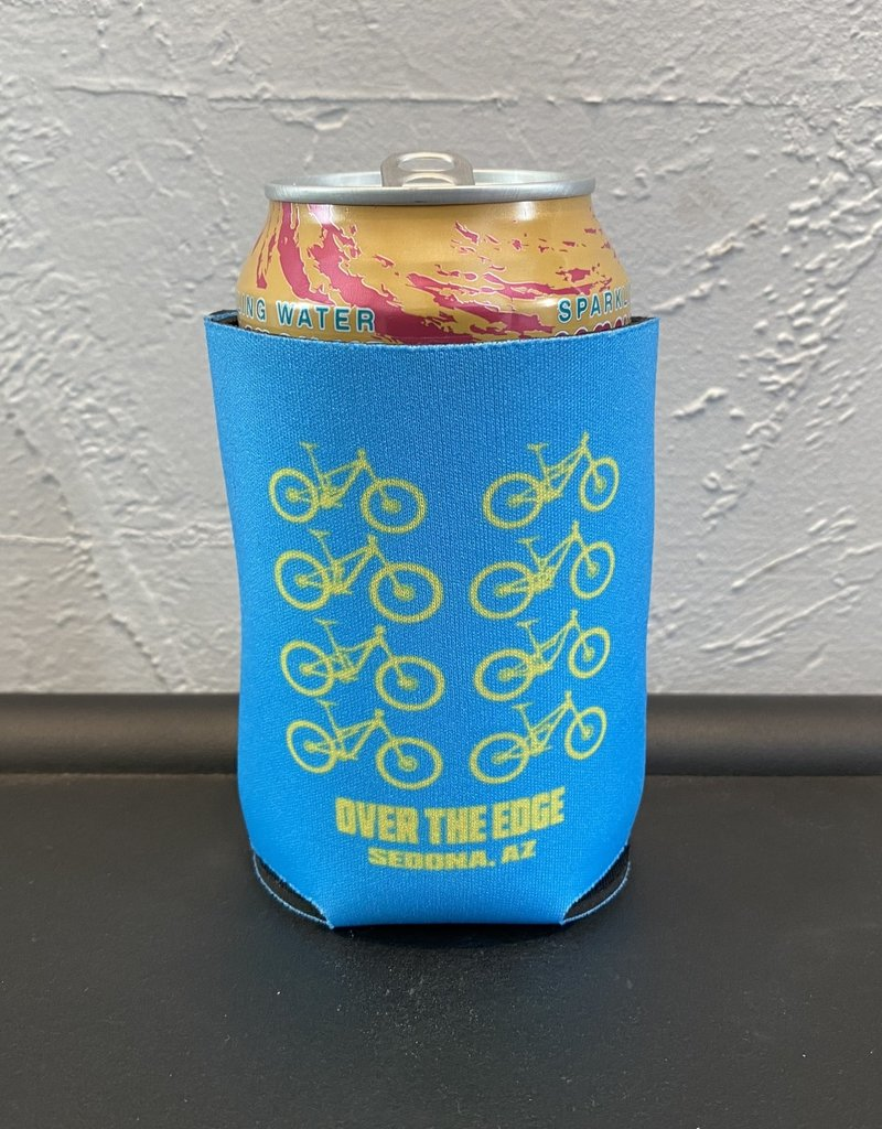 Over the Edge Can Koozie