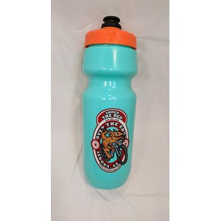 Oval Logo Water Bottle - Large (24oz)