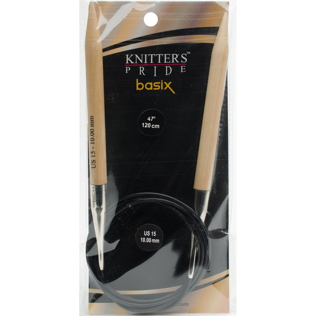 Knitters Pride Basix Circulars