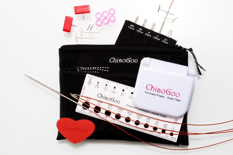 ChiaGoo Twist IC Set Mini