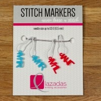 Lazadas Stitch Markers M1